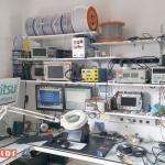 Calibração de máquina de emenda