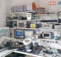 Assistência técnica de máquina de fusão